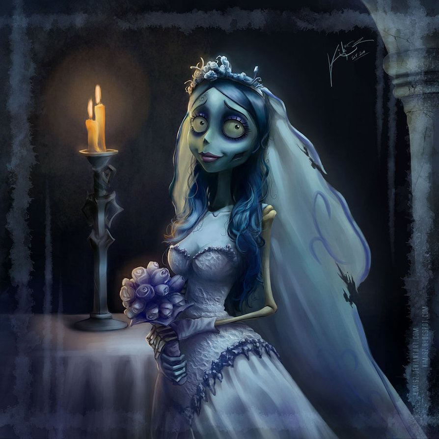 Burton corpse bride tim